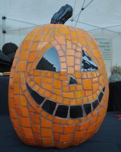 Mosaic Jack O'Lantern