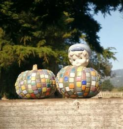 Color mix pumpkins