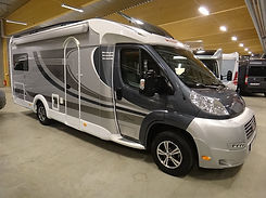 Dethleffs Black Magic Edition camper met queensbed A7Campers Sint Nicolaasga Friesland