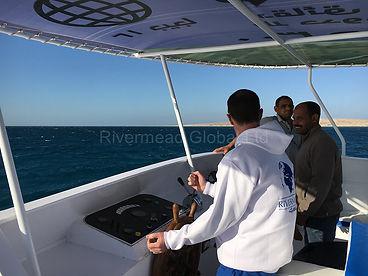 Rivermead Global Ltd boat trip Dec 14th