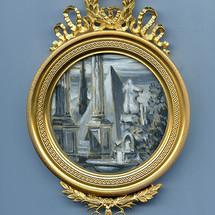 Bronze Frame by Duccio Banchi