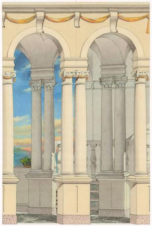 Dido Palace periaktoi
