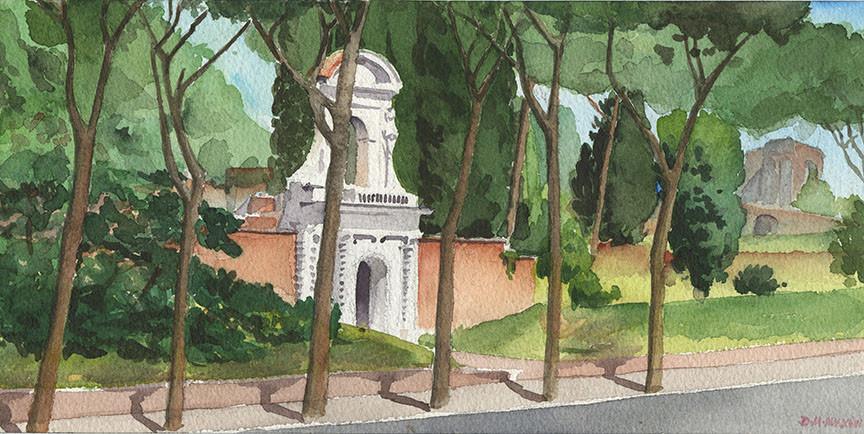 Palatine Gate*