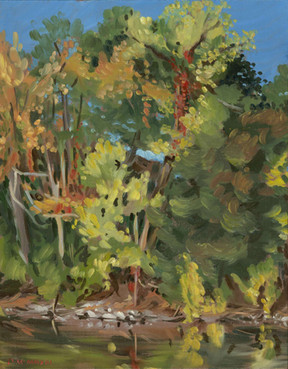 Autumn, St. Joseph River