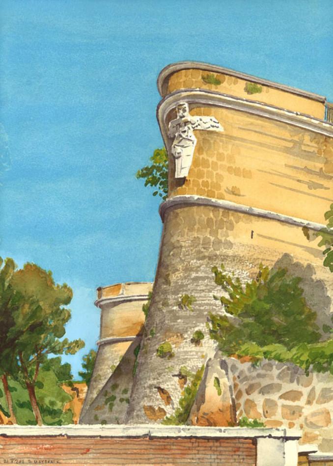 Castello, Civita Castellana