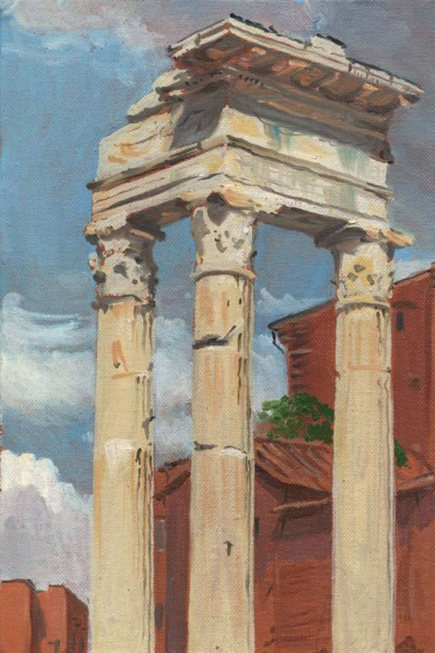 Columns, Temple of Apollo
