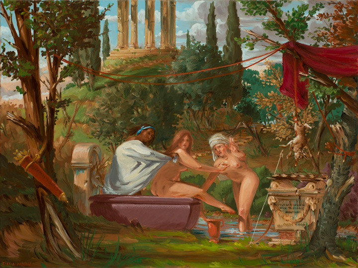 Diana and Actaeon