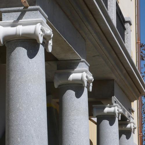 Portico, TASIS Science building
