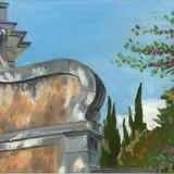 Gate, Villa Celimontana