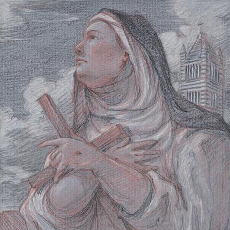 S. Catherine of Siena