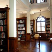 Pritzlaff Reading Room