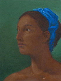 Portrait of Brette