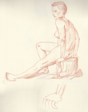 Twenty-five minute pose