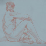 Thirty-minute model pose