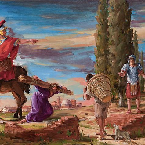 Simon the Cyrene