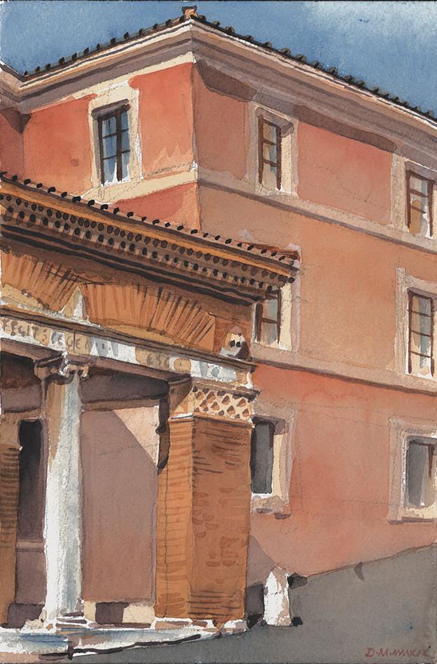 S. Giorgio in Velabro, Rome
