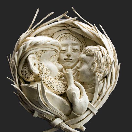 Balthasar, Madonna & Child