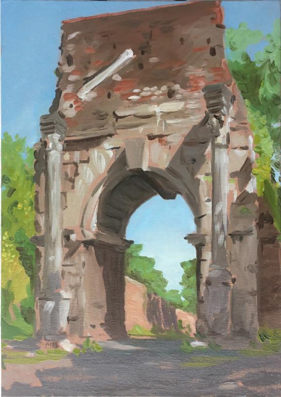Arch of Drusus