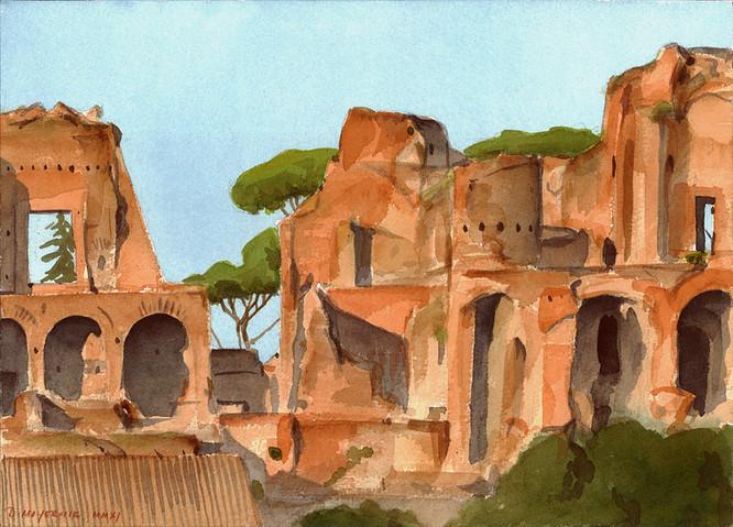 Palatine, Rome