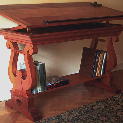 Articulating Drafting Table