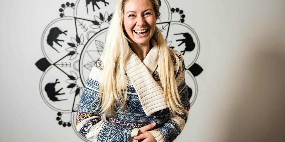 8 Week Beginner Yoga Series with Laura Martini