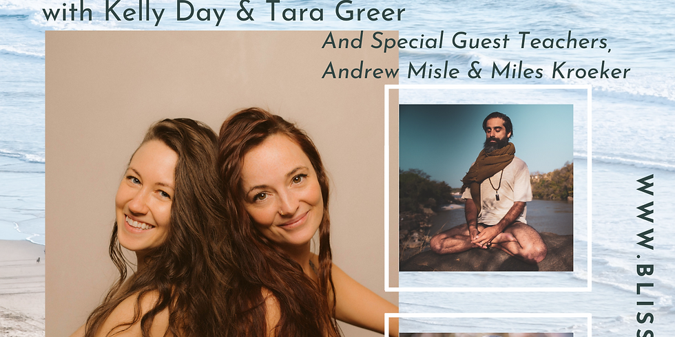 Journey Into Essence - 200hr YTT with Kelly Day, Tara Greer & Guest Teachers Andrew Misle & Miles Kroeker