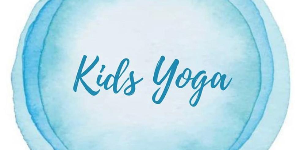 Kids Yoga Level 1 Teacher Training