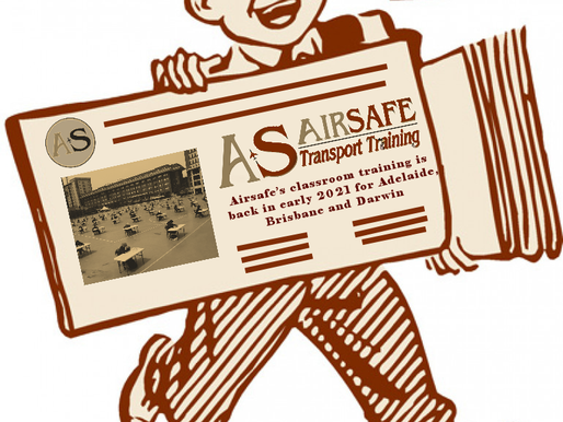 AIRSAFE Interstate Classrooms, They're Back!
