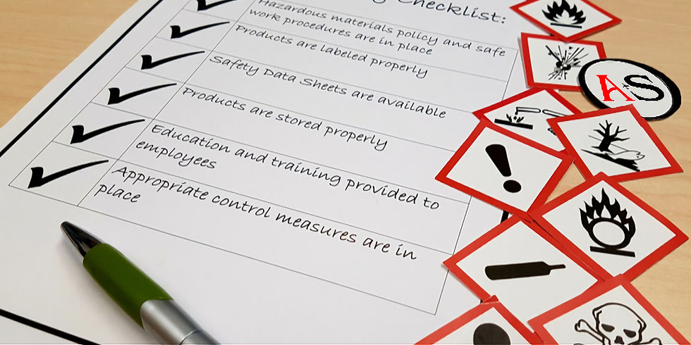 (TBA) Understanding Safety Data Sheets