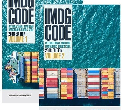 DG by Sea the new IMDG content is mandatory as at 01 January 2020