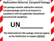 HLRADIOACTIVE EXCEPTED PACKAGES.JPG