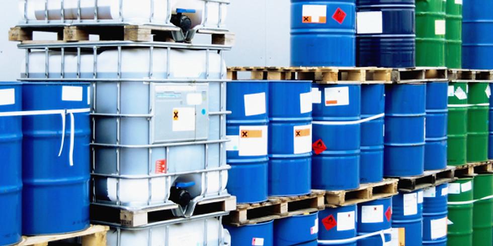 (TBA) Hazardous Chemicals Management for Warehouse Personnel