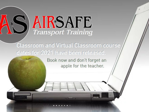 AIRSAFE 2021 - An apple for teacher.