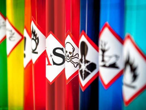 How often should safety data sheets be updated?