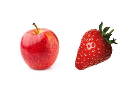 Apple Strawberry Rhythms