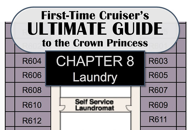 First Time Cruiser's Ultimate Guide Header -- Chapter 8