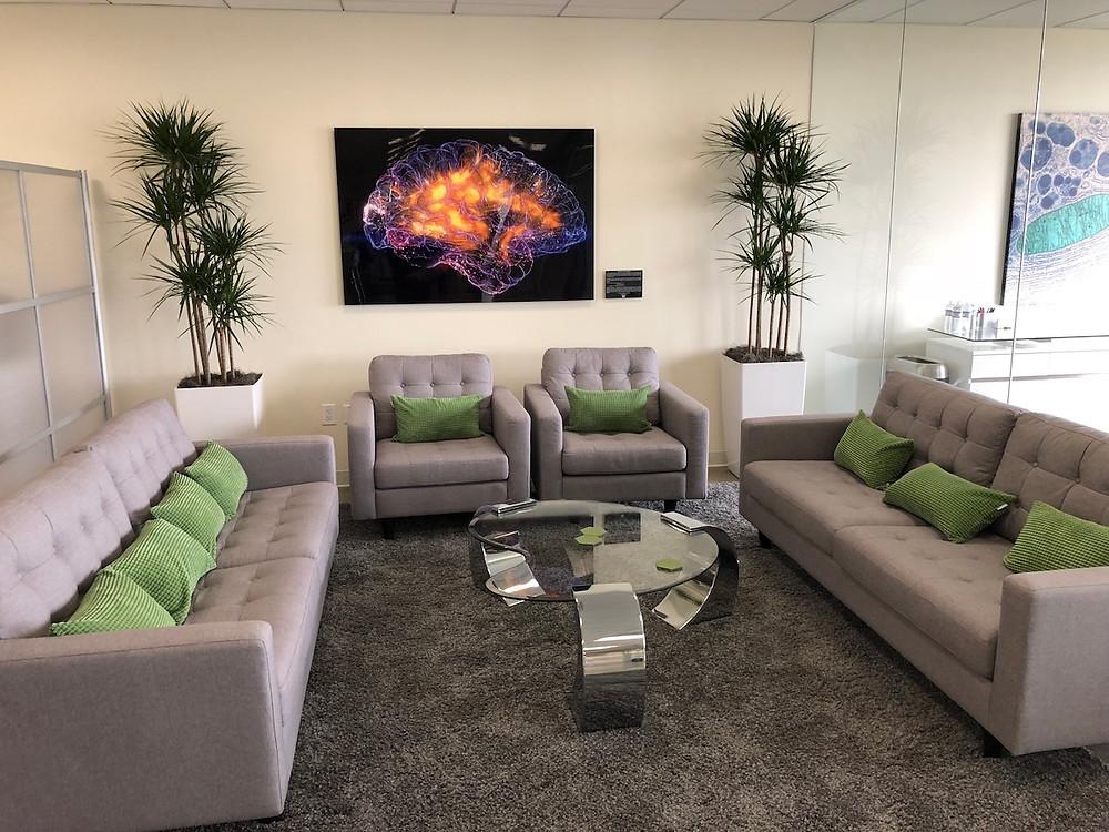 ChromaDex Lounge