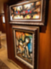 """Prints being sold as """"fine art"""" aboard a cruise ship"""