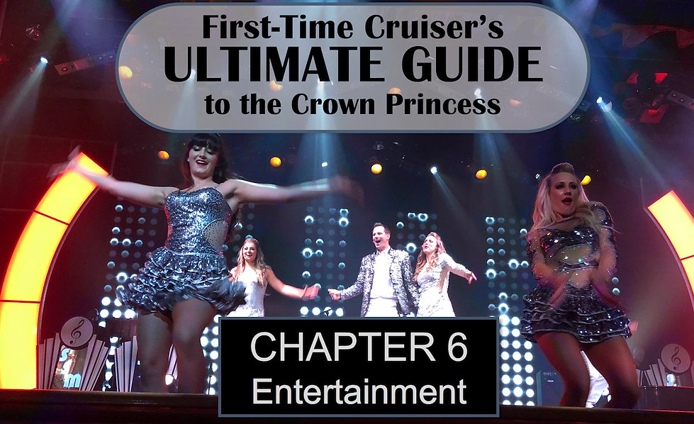 First Time Cruiser's Ultimate Guide Chapter 6 Header