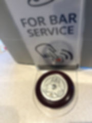 Service Call Button on MSC Grandiosa Buf