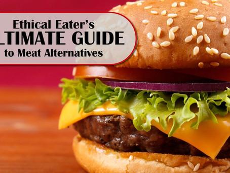Comparing Meat Alternatives: Lab-Grown v. Plant-Based
