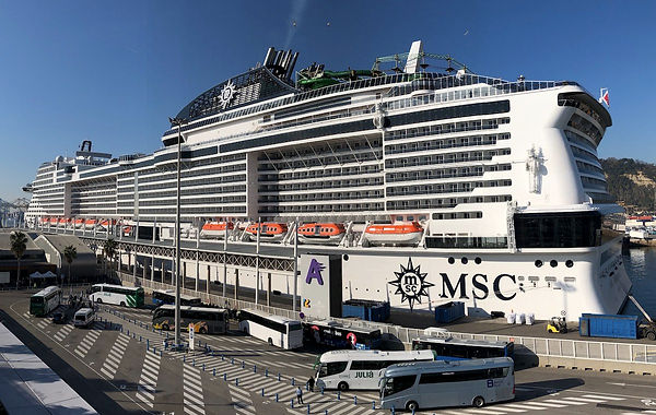 MSC Grandiosa Cruise Review