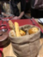 Bread Basket in the Butcher's Cut Steak