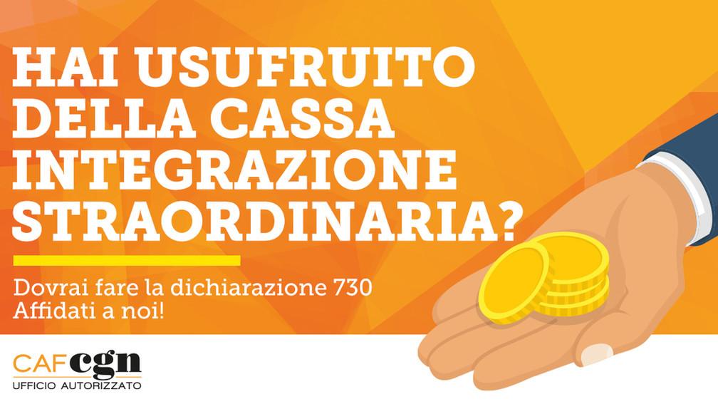 730/2021 obbligatorio per chi ha usufruito della cassa integrazione