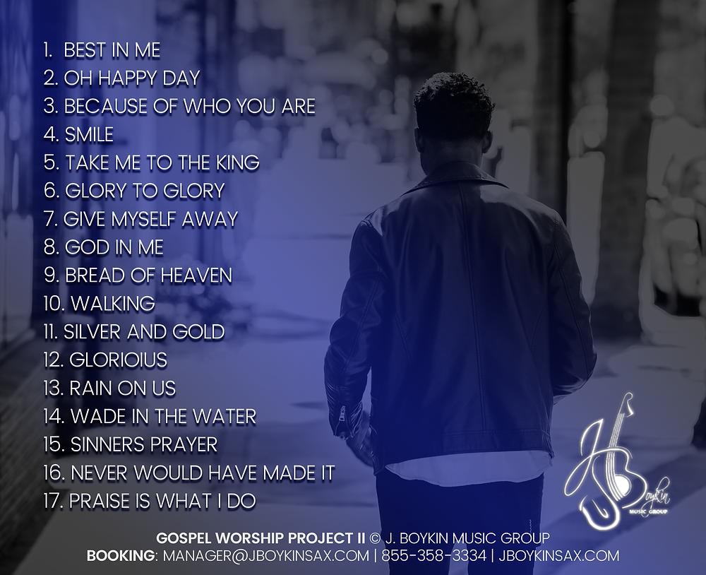 Gospel Worship Project II