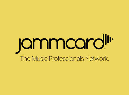 Jammcard | The Best Music Networking App for Professional Musicians.
