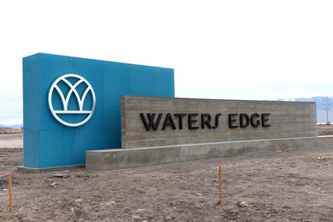 Waters Edge Development, Vineyard