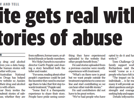Site Gets Real With Stories of Abuse - MX Magazine