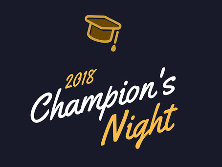 Champion's Night 2018
