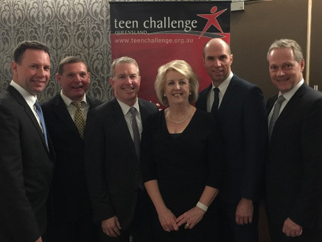 $50,000 Raised for Teen Challenge QLD